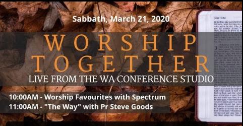 The Way – Pastor Steve Goods