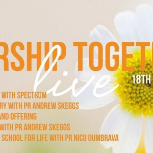 Worship Together Live 2020 (18/04/2020)