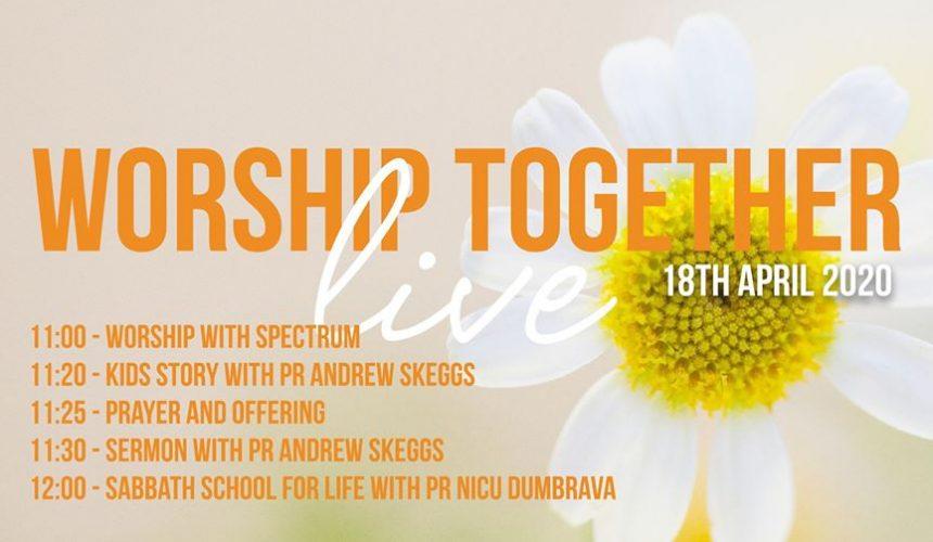 Worship Together Live 2020 (18/04/2020)