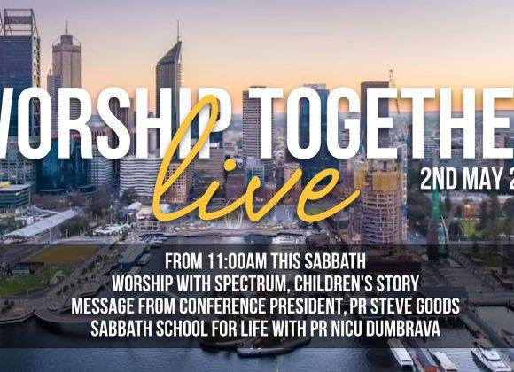 Worship Together Live 2020 (02/05/2020)