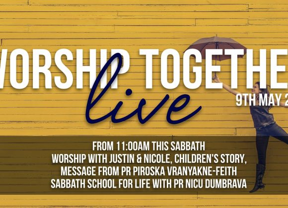 Worship Together Live 2020 (09/05/2020)