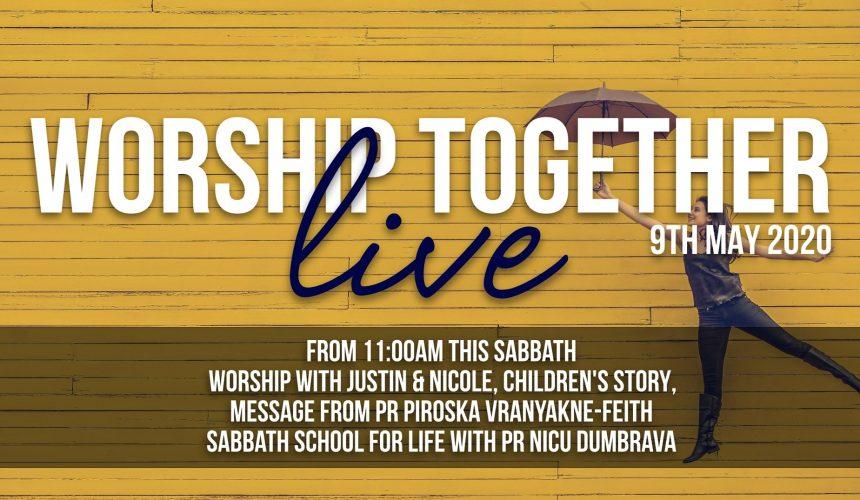 Worship Together Live 2020 (09/05/2020)