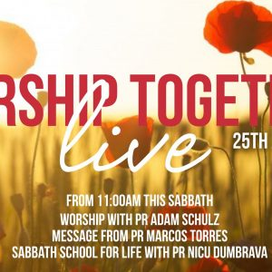 Worship Together Live 2020 (25/04/2020)