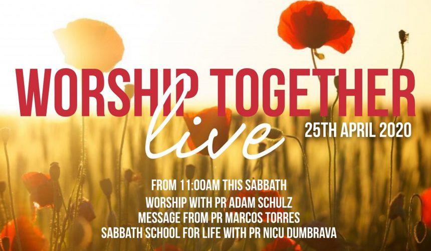 Worship Together Live 2020 (25/04/2020)